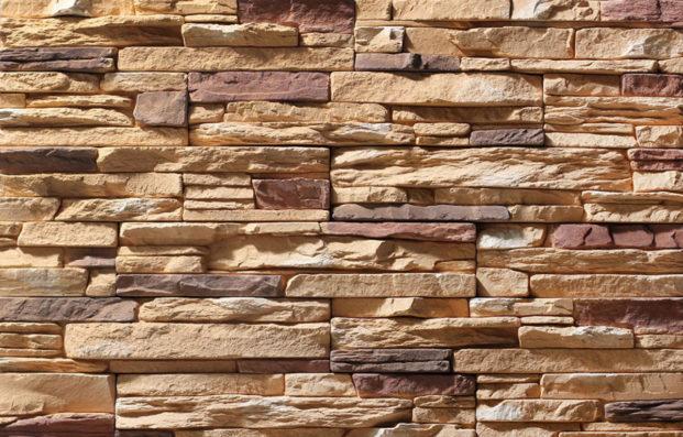 Камень для облицовочных работ фасада